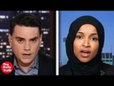 She Is a TERRIBLE Human Being - Ben Shapiro RIPS Congresswoman Ilhan Omar
