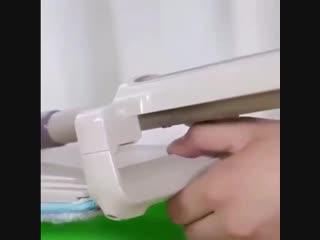 Хит продаж: Швабра-лентяйка с удобным отжимом Cleaner360