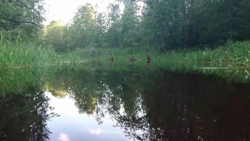 Варварина протока, озеро Селигер