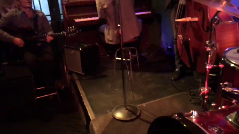 THE HAT BAR | JAZZ JAM | ШЛЯПА — Live