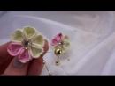 18 269 Резиночки дюймовочки для первых хвостиков Диаметр цветочка 3 см