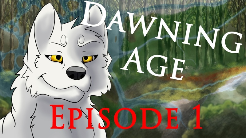 Dawning Age [Episode 1] Animated Wolf Series
