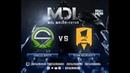 Singularity vs Team Moriarty, MDL EU, game 1 [GodHunt, Inmate]
