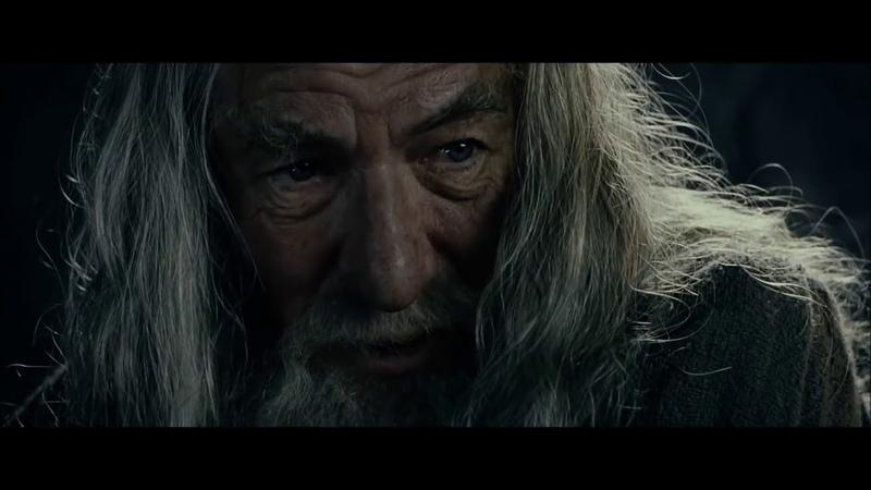 Gandalf's final words to Frodo