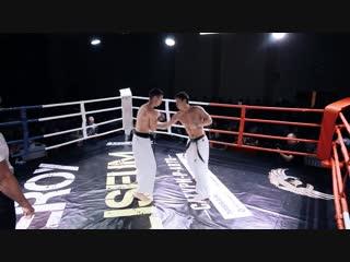 БОЙ №1Карате - Егор Воробьёв - Иван Пермяков