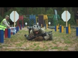 tactical airsoft competition first-person perspec