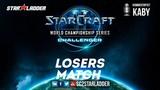 2018 WCS EU Challenger Season 2 Ro16, Group D, Losers Match Clem (T) vs SortOf (Z)