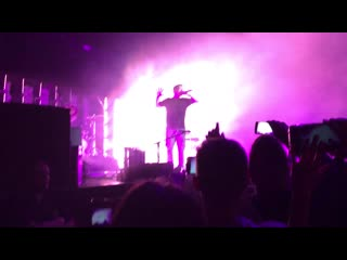 Mike shinoda - good goodbye_⁄bleed it out @ live budapest aréna 2019 , budapest ,hungary