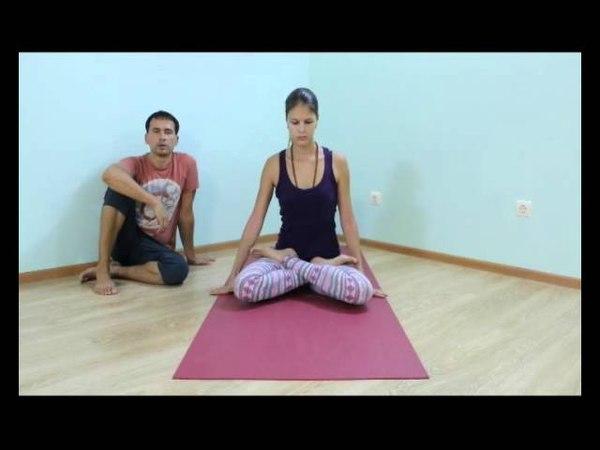 Аштанга йога для начинающих. Урок № 30. Гарбха пиндасана и Куккутасана