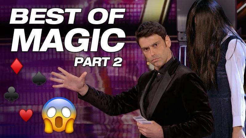 Wow Magic Tricks That Will Blow Your Mind America's Got Talent 2018