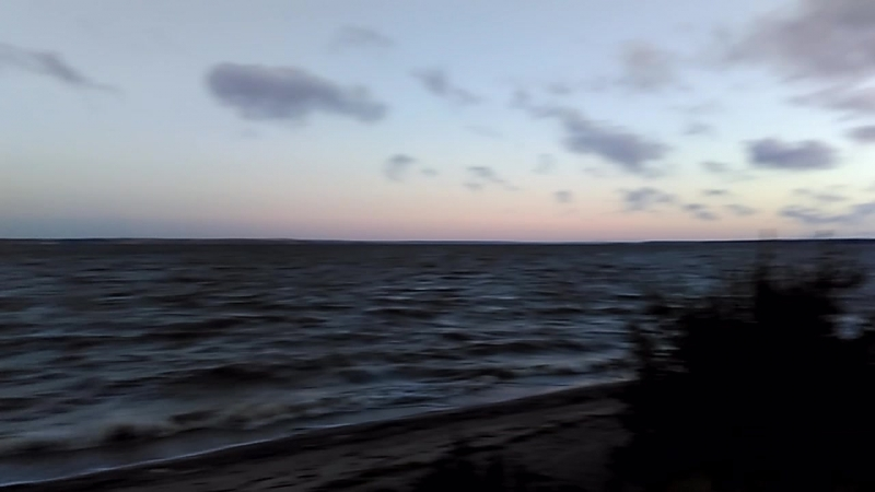 Река - Лупарево - берег
