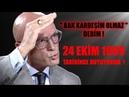 Erol Mütercimler: Erdoğan'ın Başbakan Olacağını 1999 Yılında Öğrendim !