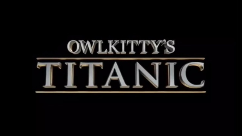 Silly Meow artist. Owlkitty's titanic