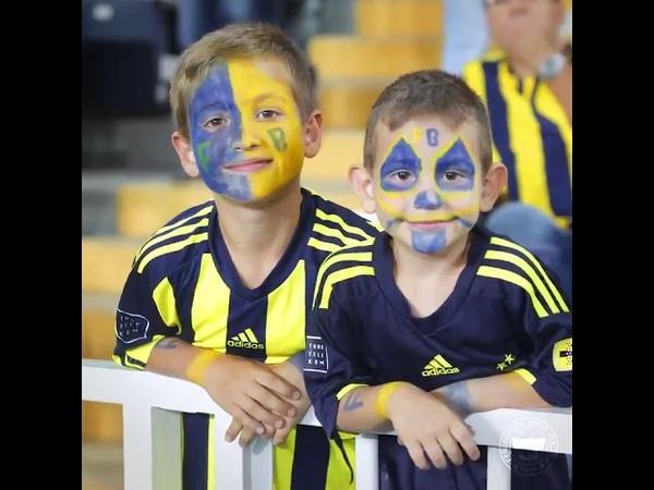 Fenerbahçe SK Gazi Mustafa Kemal Atatürk'ün ziyaretinin 101 yıldönümü EFSANE112YAŞINDA