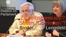 Lengsfeld-Petition im Bundestag stifte Unfrieden. Zu selbstbewusst. DIE LINKE diskutiert nicht!