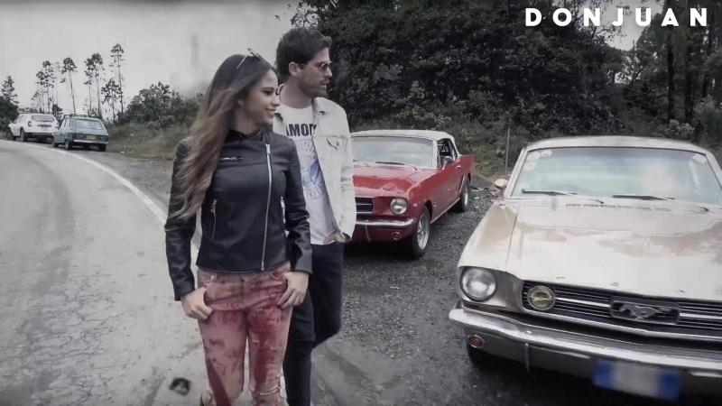 Jeans, cuero y actitud Ford Mustang ¦ Revista DonJuan ¦ Parte 2
