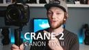 Canon 1DX Mark II × ZHIYUN Crane 2│Tips and Tricks│Dual Grip