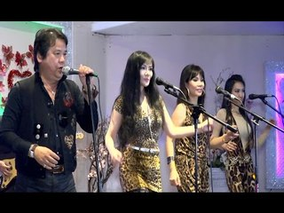 BLACK IS BLACK & YOU'R MY HEART YOU'R MY SOUL - THANH TÙNG & THE SWEETROSES