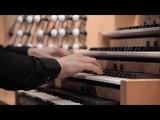 Bach - Fantasia and fugue G minor BWV 542, K. Volostnov
