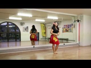 Ori Tahiti Flashmob 2018