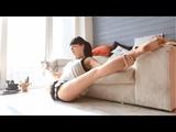 Flexibility Challenge Seven Super Girls
