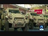 Новый иранский MRAP