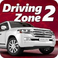 Установить  Driving Zone 2 [Мод: много денег]