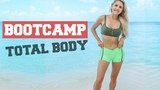 TOTAL BODY BOOTCAMP - Sculpting &amp Toning Workout Rebecca Louise