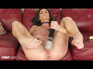 Silvia saige - horny milf silvia saige live! [solo, posing, big tits, brunette, fake tits, high heels, lingerie, masturbation, m