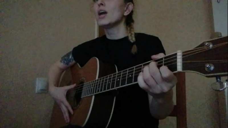 JERRY BLATTA - СОЛЁНАЯ КАРАМЕЛЬ (BravoPtashka cover)