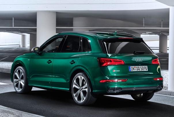 Обзор : Audi SQ5 TDI '2019