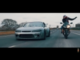 Drifting Rocket Bunny Nissan Silvia S15 | ★ Drift Family ★