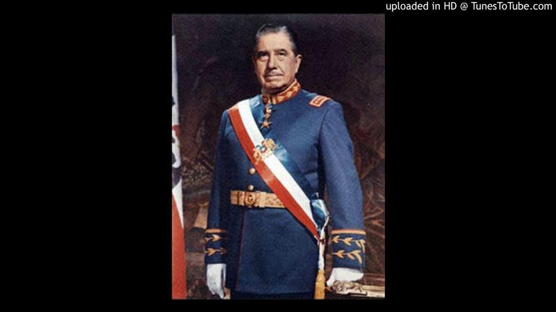 Mi General Augusto Pinochet Nightcore (110% Faster)