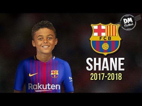 Shane Kluivert ● Barcelona ● Crazy Skills Goals HD