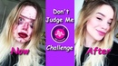 Don't Judge Me Challenge ULTIMATE Musically Compilation 2018 👌dontjudgemechallenge musically