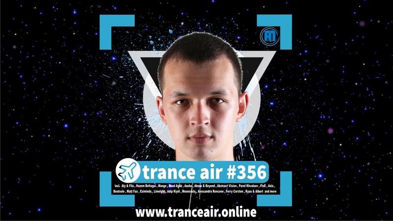 Alex NEGNIY - Trance Air 356