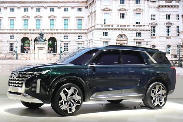 Hyundai рассекретила имя нового большого кроссовера. Он появится и в России.