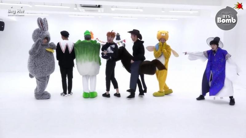 [BANGTAN BOMB] 21세기 소녀 (21st Century Girl) Dance Practice (Halloween ver.) - BTS (방탄소년단)_(VIDEOMEGA.RU)