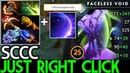 SCCC [Faceless Void] Just need Right Click Full Item 7.20 Dota 2
