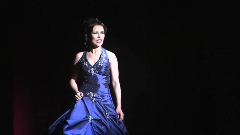 Ария баронессы фон Вальдстэтен «Золото звезд» - В. Свешникова