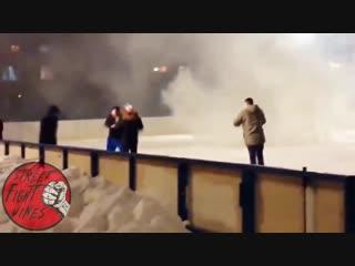 Street fight vines #380 хоккеист против быдла