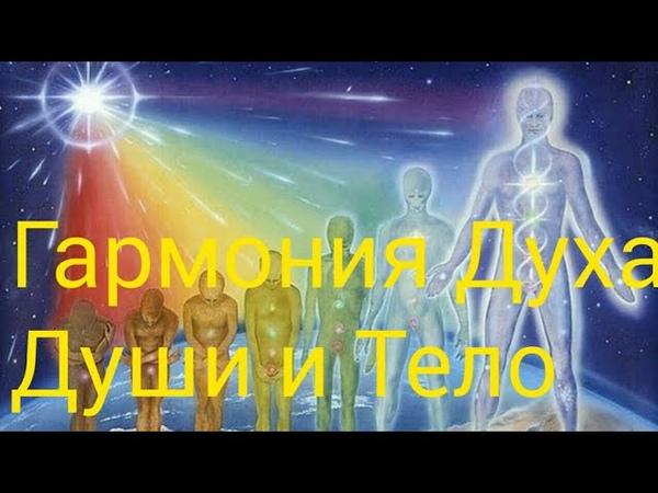Гармония Духа, Души и Тела от канала Русич ТВ