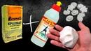 Супер простой рецепт самозатвердевающегося пластика Не трескается очень прочный легко изготовить