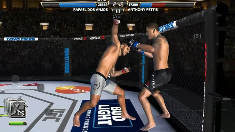 UFC MOBILE CE ANJOS