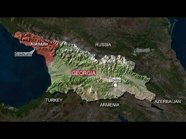 Abkhazie colère de Tbilissi après la signature dun accord dalliance avec la Russie.