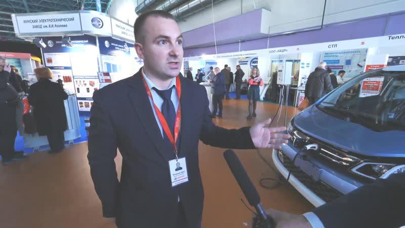 Китайский Zotye E200 белорусской сборки