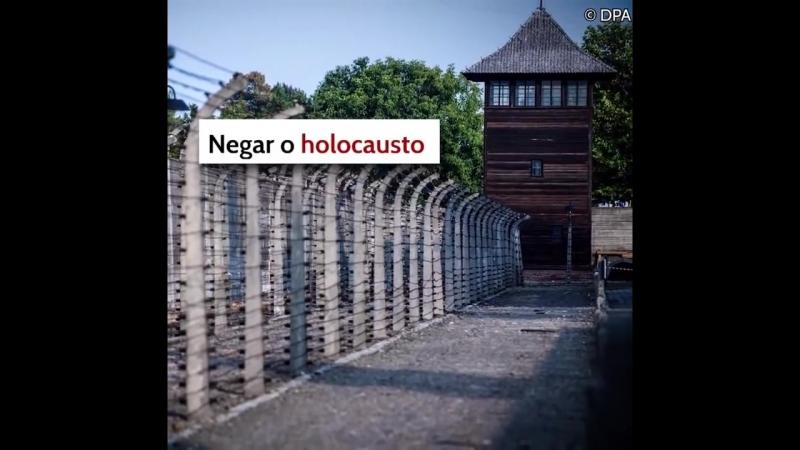 VERGONHA !! Embaixada Alemã faz vídeo negando que o nazismo seja de esquerda)