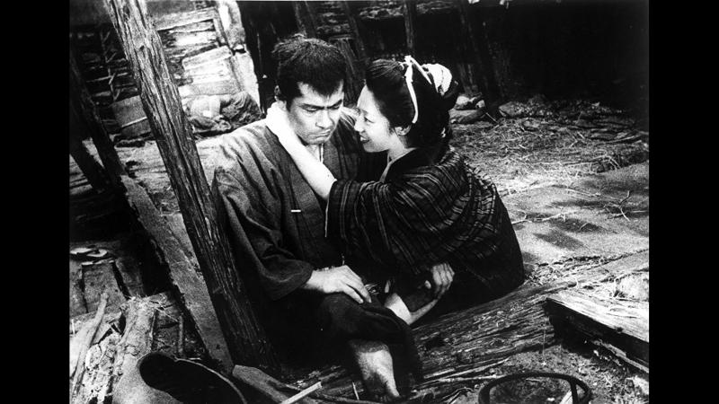 На дне 1957 / Donzoko / реж. Акира Куросава / драма