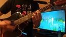 SHINee '데리러 가 (Good Evening)' Acoustic Guitar Cover