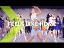 Viva dance studio Feels Like Home - Sigala, Fuse ODG & Sean Paul (ft. Kent Jones)  Jane Kim Choreography